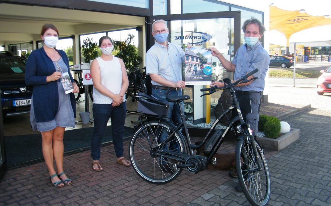 Kreisverwaltung Donnersbergkreis erweitert Fuhrpark um KTM E-Bike